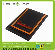 phone charger solar,mini solar power bank without battery inside from Letsolar SP9H for iphone &ipad