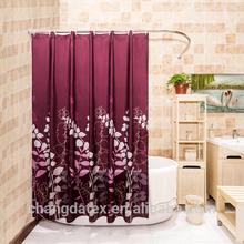shower curtain china supplier home decor microfiber