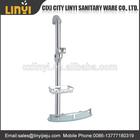 China Wholesale Custom stainless steel slider rail kits/bathroom shower set
