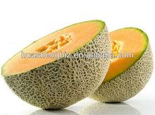 frozen yellow hami melon