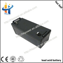 2014 New Design Sealed lead acid 6v 120ah battery