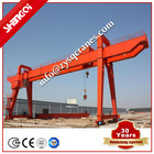 High Speed Customized Gantry Crane 10t Can Be Put Into 40 Container