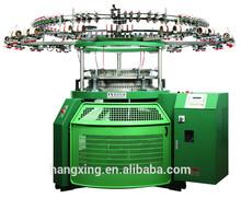 Alta velocidad de punto simple ( + 3 hilo de lana ) mayer estilo circular de la máquina de tejer