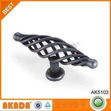 AK5103 MAB color bird case cabinet door handle and knob