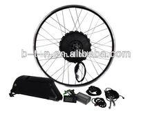 36V450W rear hybrid motor electric bike conversion kit