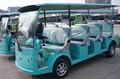 الحافلات الكهربائية السياحية الكلاسيكية رخيصة سيارة سياحية دونغفنغ 11 الذي أدلى به مع مقاعد السيارات للبيع