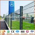 La forma de melocotón poste de la cerca/seguridad cerca de compensación( precio de fábrica)