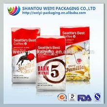 2014 OEM factory flexible packaging instant tea bag