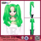 In stock best quality and most popular pretty cure smile midorigawanao plastic wig clips