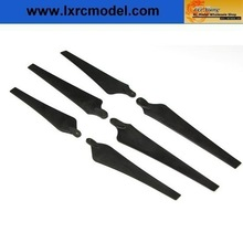 FC1340 13*4.0 Folding Nylon 3-Blade Propeller Prop CW/CCW 1-Pair for RC Multicopters