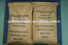 crystal msg monosodium glutamate seasoning 8-120mesh .25kg. 99%