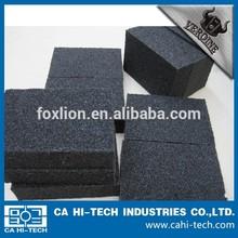 abrasivo de alúmina de la mano de bloques de lijado para muebles de madera