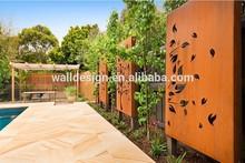 Ottawa decorative metal screen for garden decoration