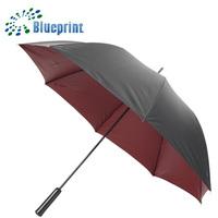 Luxury Association 210T Pongee Fabric Carbon Fiber Golf Umbrella