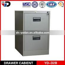 Modern Steel Multi drawer runner/metal steel furniture