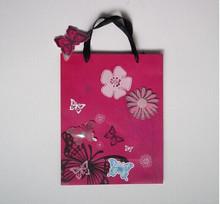 3D paper bag ,3D paper shopping bag ,3D paper gift bag