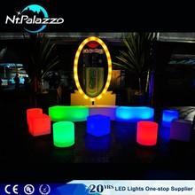 SMD 5050 Lamp Plastic Waterproof Lighting Ice Cube Led