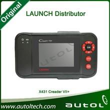LAUNCH Creader Professional 123 Auto Code Reader Launch CRP123 CReader VII+ Update via internet
