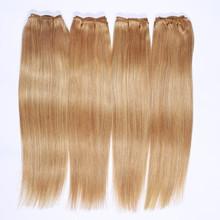 Aliexpress Human Virgin Unprocessed 100 Honey Blonde Brazilian Hair Weave