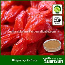 chinese natural goji berry wolfberry extract powder 30% 50%