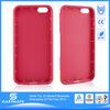 Natural Bamboo Handmade smart oem phone covers for iphone 6 plus