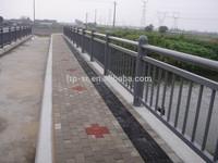 FRP GRP Fiberglass Foot Bridge Traffic Guardrail Handrail