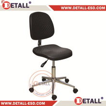 EU EN61340 Certification high quality Adjustable Swivel anti-static chair for lab