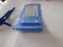 new design case for phone,phone waterproof bag,high quality waterproof pvc bag