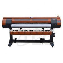 eco solvent printer dx7 1440dpi 1.6m/1.8m/3.2m all provide