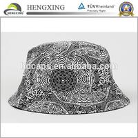 High quality designer fashion fabric bucket hat pattern free