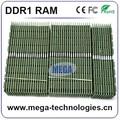 la venta a granel ddr1 1gb memoria ram hecho en china