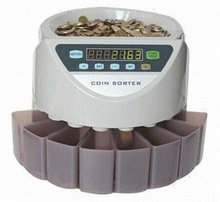 Good Selling C550A Value Calculator Manual Coin Counter And Coin Sorter Accept Customized Coin