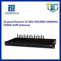 goip 16 port 1900MHz CDMA gateway 16 SIM online firmware upgrade call center equipment