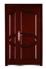 Mother-son steel door armoured bullet proof door PLT-A45