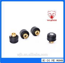 TPMS 433mhz external sensors for tyres pressure gauge digital tire pressure gauge