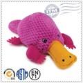 la personalización de la producción de la felpa de suministros para mascotas de peluche mascota de peluche de pato de juguete