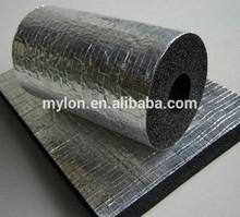 black rubber foam insulation hose