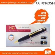 HD 720p usb pen camera video recorder pen drivers mini hidden pen CCTV camera for business
