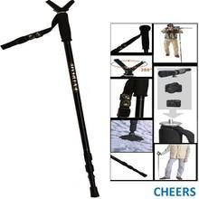 52 Inch Professional Camera Monopod Gun Pod Shooting Stick