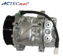 Auto AC compressors (7V16), application for PEUGEOT