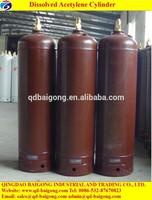 Newly Designed Acetylene Cylinder Used Acetylene Gas Cylinder