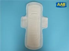 wing sanitary napkin color printed surface