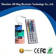 DC12V 6A IR 44 key controller ir remote controller for led strip