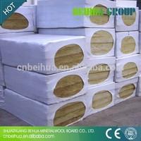 fireproof basalt rock wool panel heatproof insulation rock wool panel
