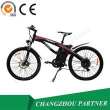 2014 New Model High Quality Road Geared Motor Electric Bike