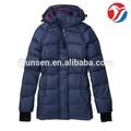 venta al por mayor cálido abrigo de invierno para las mujeres