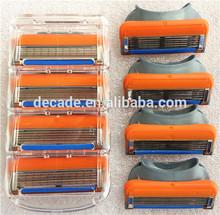 5 blades razor blades/feather razor blades