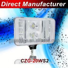 IP67 water-proof IP6K9K Outdoor motortruck accessories auto led working light bar