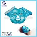 Cold gel pack face masks