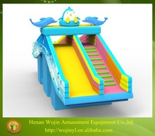 Commercial high quality new cheap cool summer residential inflatable water slide